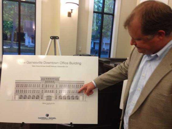 Gainesville downtown plans
