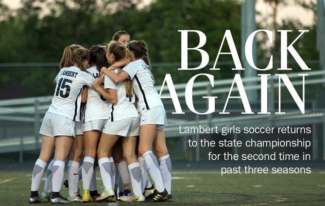Lambert girls soccer