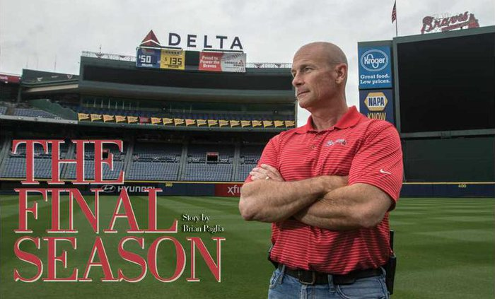 The Final Season: Braves field director and Forsyth resident