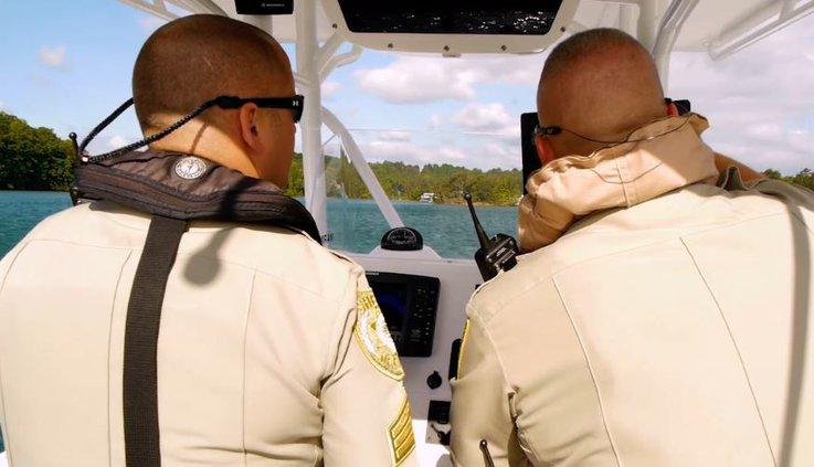 DNR boat safety