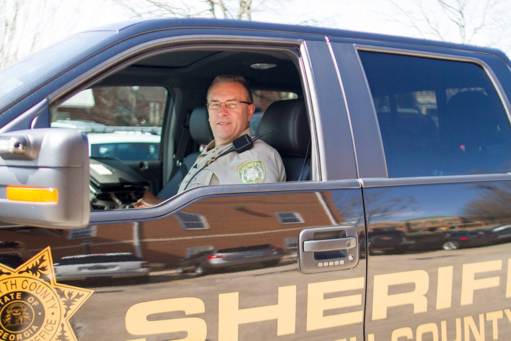 Forsyth County Sheriff's Office 25-year veteran fired for