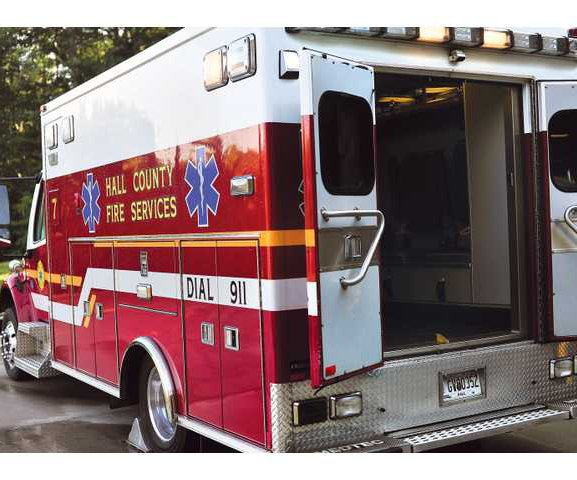 Hall County Ambulance