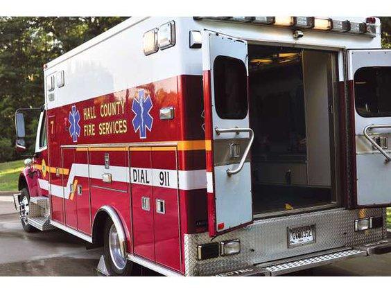Hall County Ambulance
