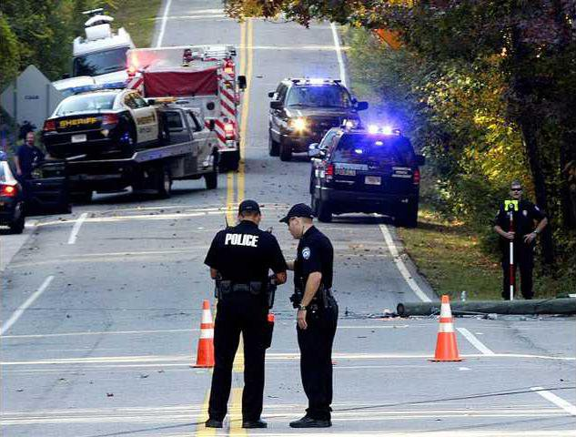 Police chase ends in gunfire - Forsyth News