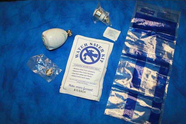 Water Saver Kit