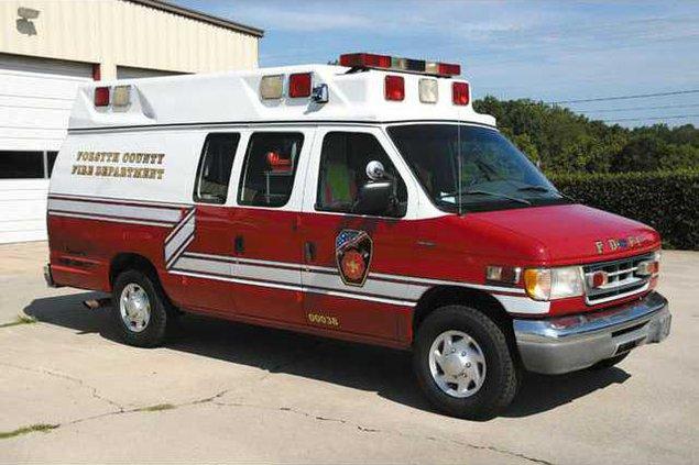 Ambulance Forsyth