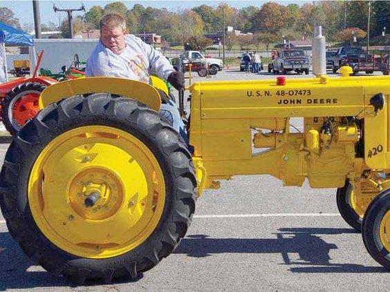 Tractor WEB