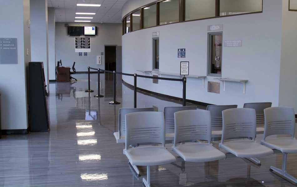 FCN EXCLUSIVE: A look inside the new Forsyth County Jail