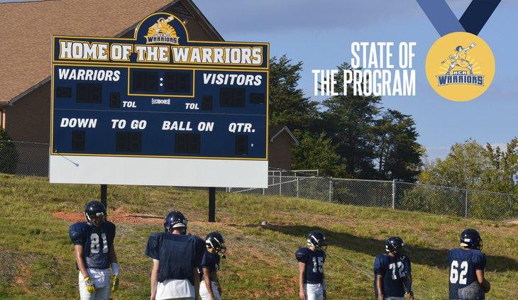 State Of The Program, Horizon Christian Academy