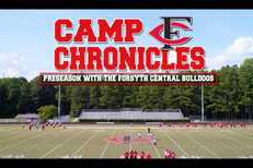 Camp Chronicles with the Forsyth Central Bulldogs - The Preview
