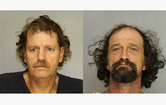 Boat theft suspects