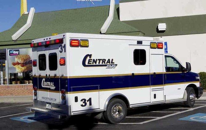Central ambulance