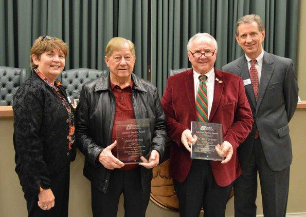 Georgia Municipal Association Lifetime Service Award