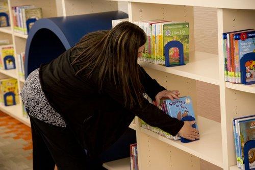 Sharon Forks Library