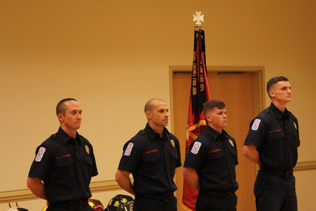 New Firefighters