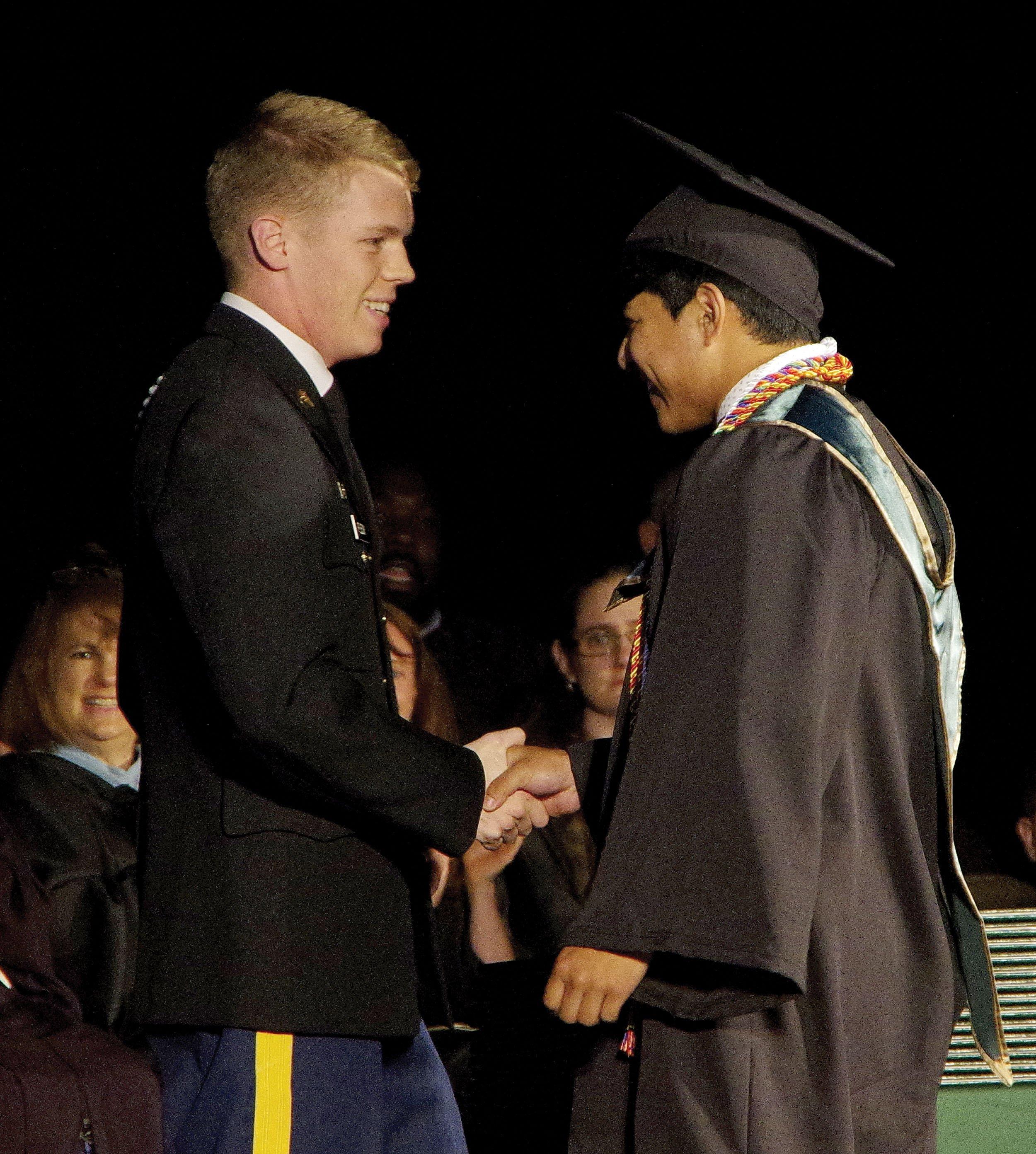 cadet award