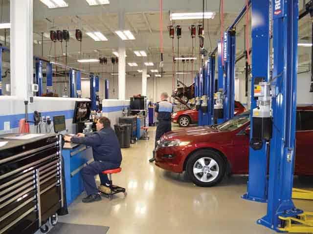 Lou Sobh Honda >> New Honda Dealership Opens Forsyth News