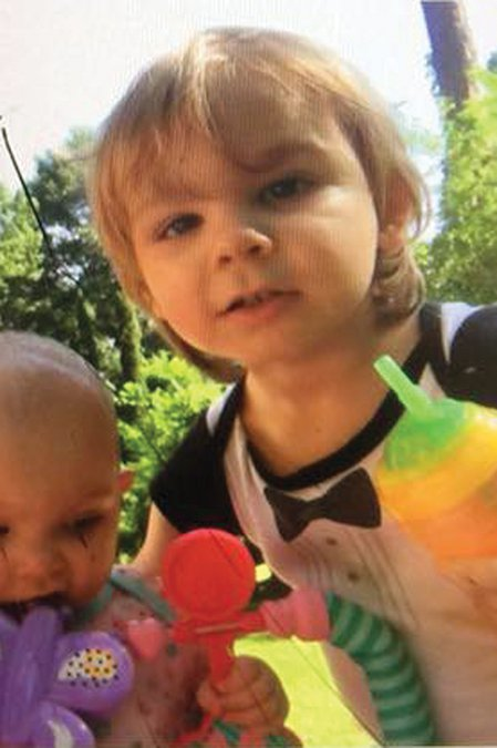 Missing Forsyth County 2-year-old found alive in pool