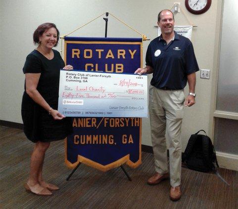 Lanier Forsyth Rotary Club