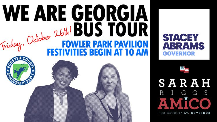 FCN We Are Georgia Stacey Abrams