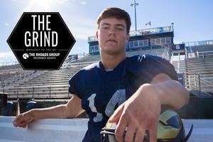 The GRIND: Eli Orr, West Forsyth High School Football
