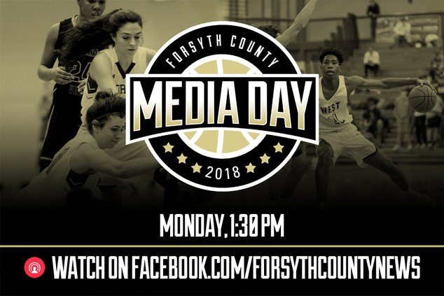 Second annual Forsyth County Basketball Media Day set for