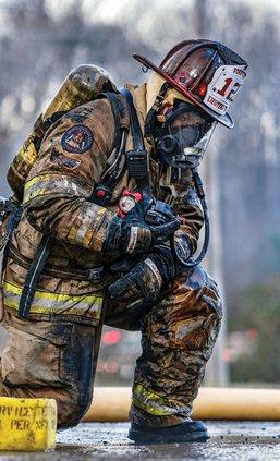 FCN Forsyth County firefighter 110418
