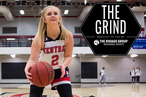 The GRIND: Ansley Carver