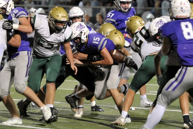 stone brown pinecrest football 1