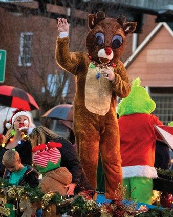 FCN Cumming Christmas Parade 4 121818