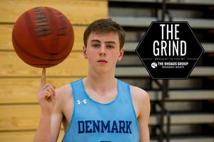 The GRIND: Sutton Smith, Denmark High School Basketball 2