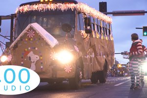 400 Studio:  'So many people, so many floats': Residents turn out for Cumming Christmas parade, festival
