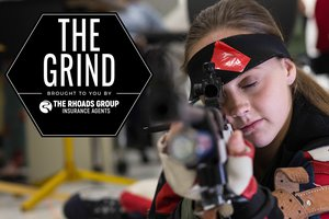 The GRIND: Karlyn Walker, North Forsyth High School Raiders rifle team