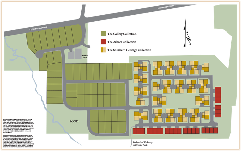 FCN The Orchards of Central Park Site Plan 011119