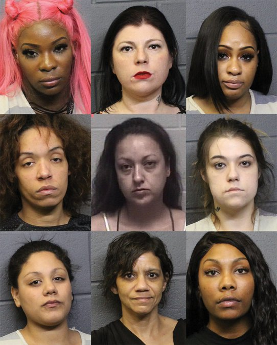 9 arrests made in Forsyth County as part of metro Atlanta