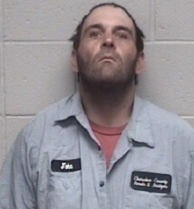 Cherokee County employee arrested in Forsyth for alleged