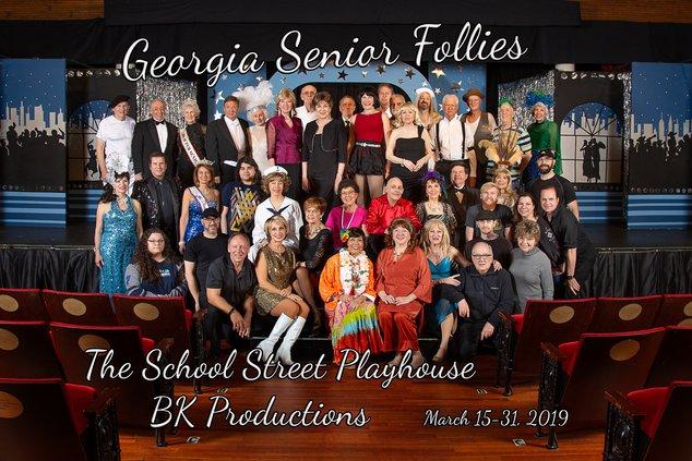 Georgia Senior Follies 032019