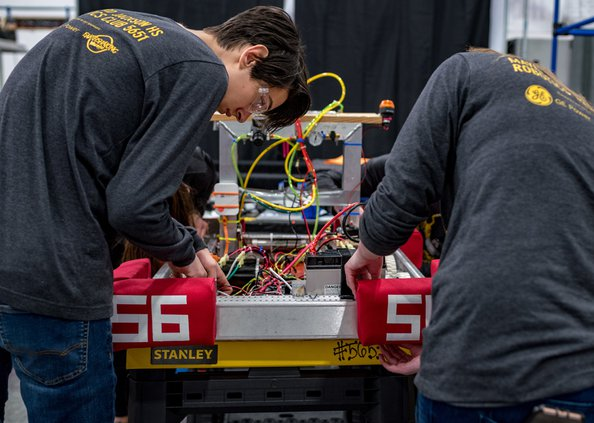 FIRST Robotics 6 040319 web
