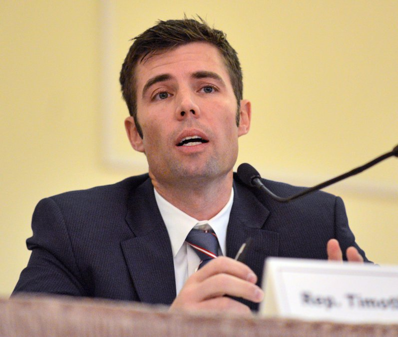 Journalism ethics bill co-sponsor says, 'We're taking