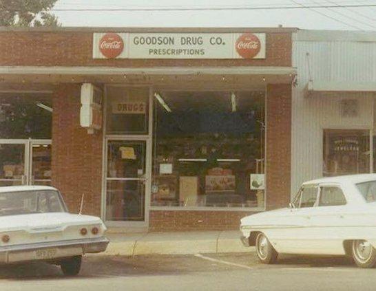 Goodson Drugs 1959
