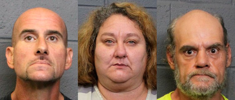3 arrested in Forsyth County methamphetamine bust - Forsyth News