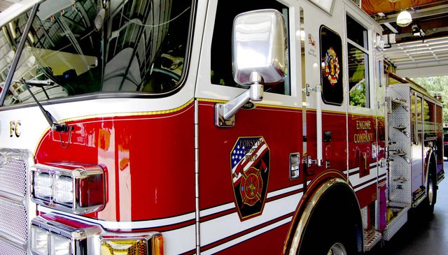 Abandoned south Forsyth residence destroyed by fire - Forsyth News