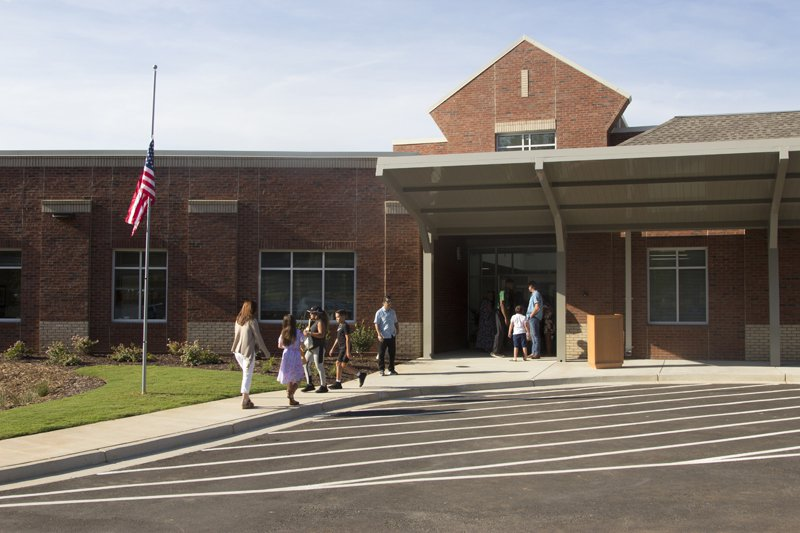 Pincrest Lower School Opening 3