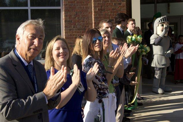 Pinecrest Lower School Opening 1