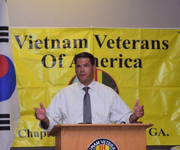 Lt. Gov. Geoff Duncan