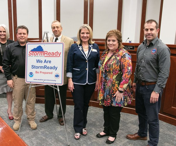 StormReady recognition