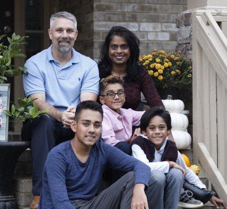 The Keifer family