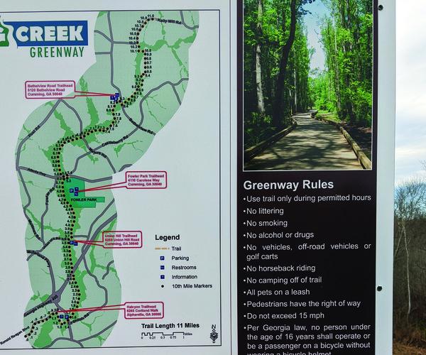 Halcyon Greenway